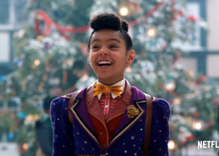 Netflix's 'Jingle Jangle' Is Your New Favorite Holiday Tradition!