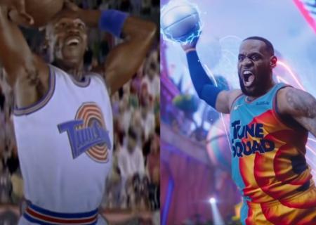 'Space Jam 1' vs. 'Space Jam 2': The Ultimate MJ vs. LeBron Showdown!
