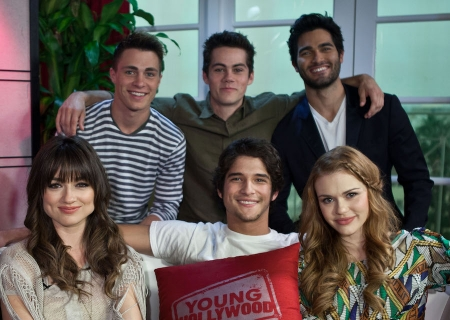 """""""Teen Wolf"""" Movie Coming to Paramount+!"""