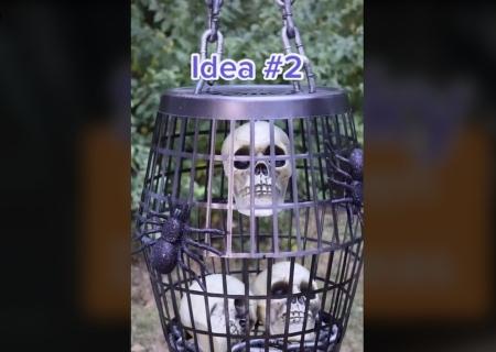4+ Easy & Affordable Halloween DIY Decor Ideas From TikTok!
