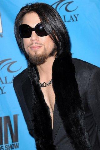 Dave Navarro at the 25th Annual Adult Video News Awards held at the Mandalay ...