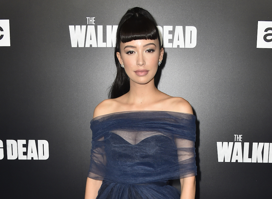 The Walking Dead Star Christian Serratos Tapped For Lead In