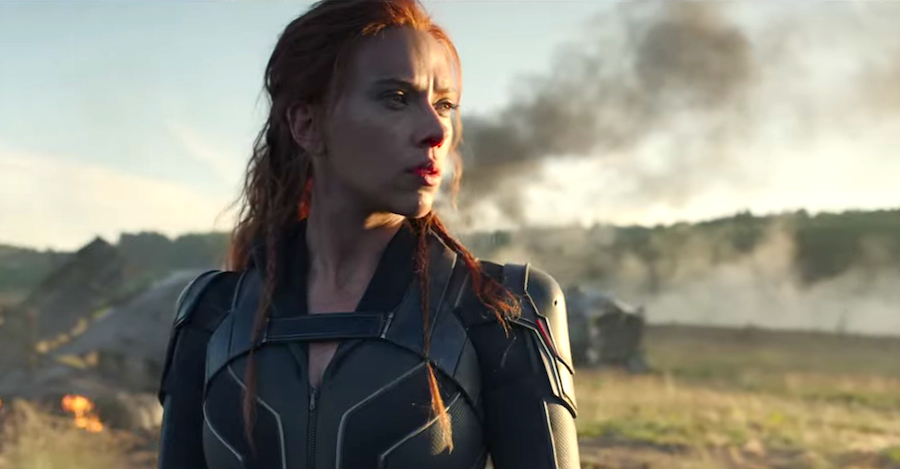 First Teaser For 'Black Widow' Solo Film Drops & We're Already Sweating!