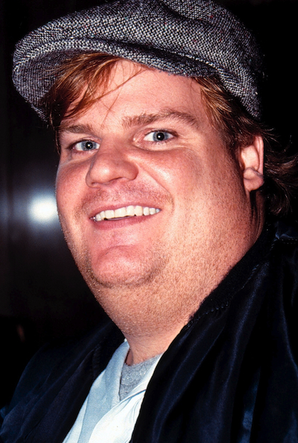 Chris Farley Young Audio Clip of Chris Fa...