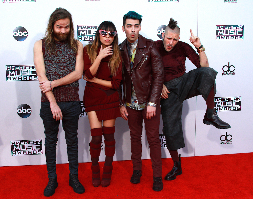 Joe Jonas Branches Out With New Band Dnce