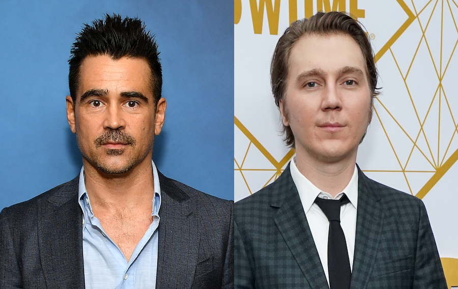 Colin Farrell & Paul Dano Slated To Battle R.Patz's Batman as The Penguin & The Riddler!