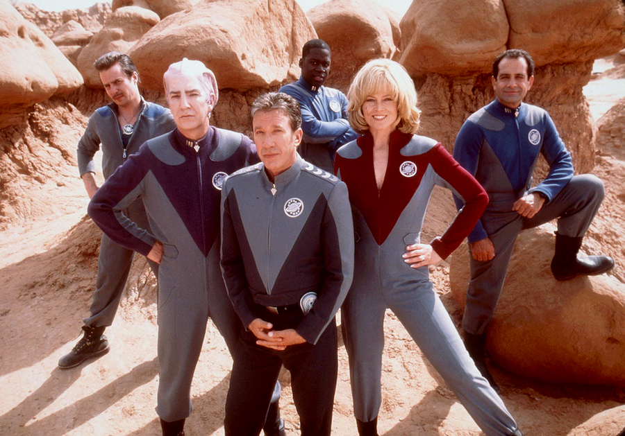 New 'Galaxy Quest' Doc Explores How Sci-Fi Parody Took On a Life Of Its Own!