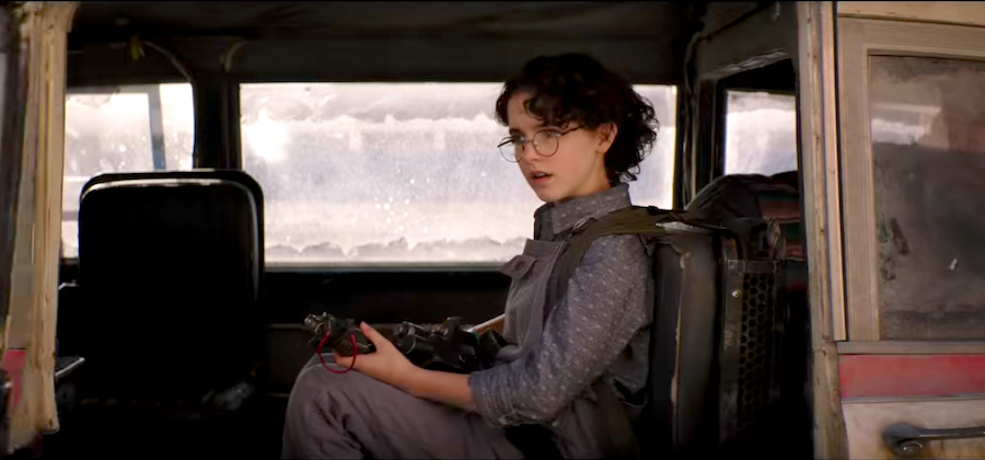 ICYMI: First Trailer for 'Ghostbusters: Afterlife' Gives Us Major