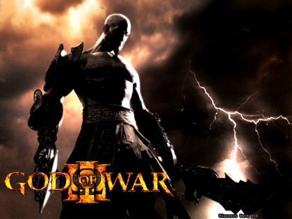 god of war 3 wallpaper. years) God of War III