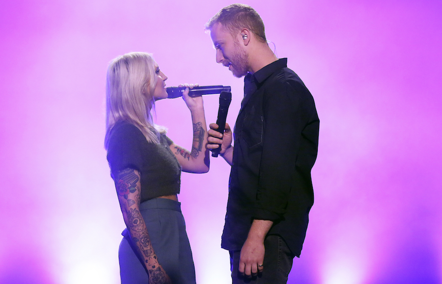 JP Saxe & Julia Michaels Release Stunning ASL Video of Their Hit Song