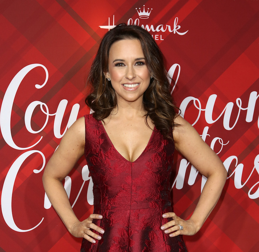 Long Live Lacey Chabert, The Queen of Christmas!