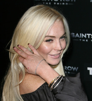 Finest Lindsay Lohan Nude Interview Gif