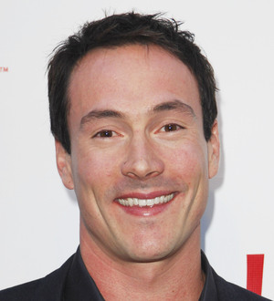 Chris Klein gives publicist star treatment at special ...