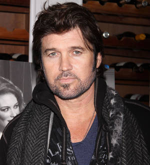 Billy Ray Cyrus Young