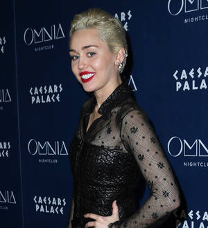 Miley Cyrus goes wild in Las Vegas after love split