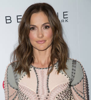 Minka Kelly graduates from culinary school and shows off