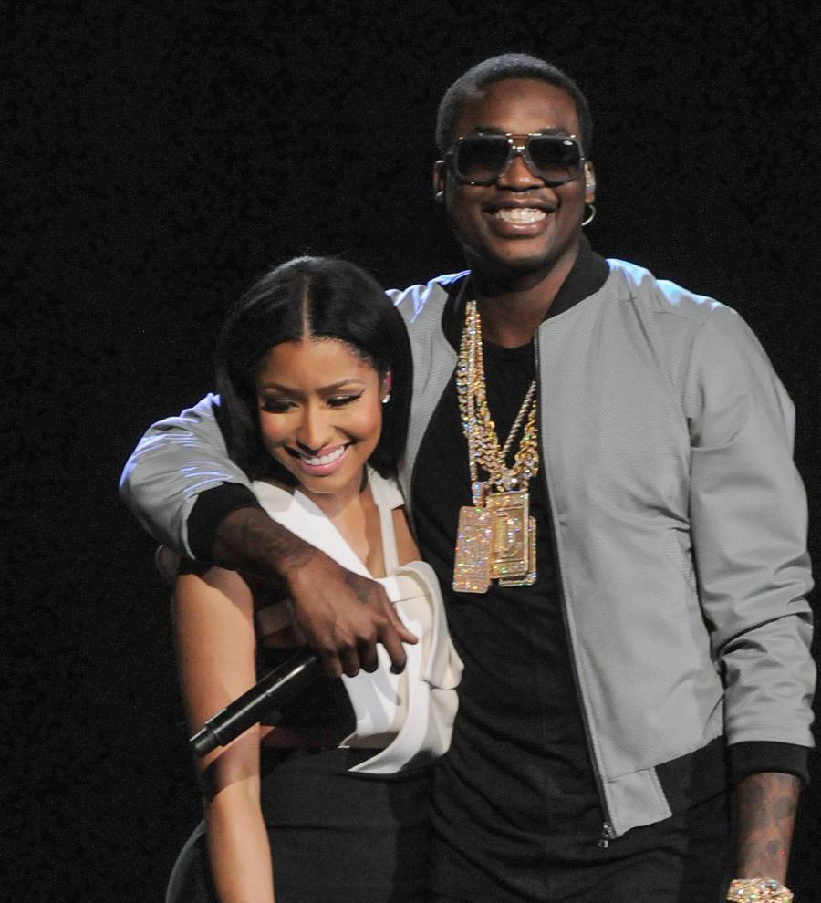 Nicki Minaj's mother wasn't sure Meek Mill was the right ...