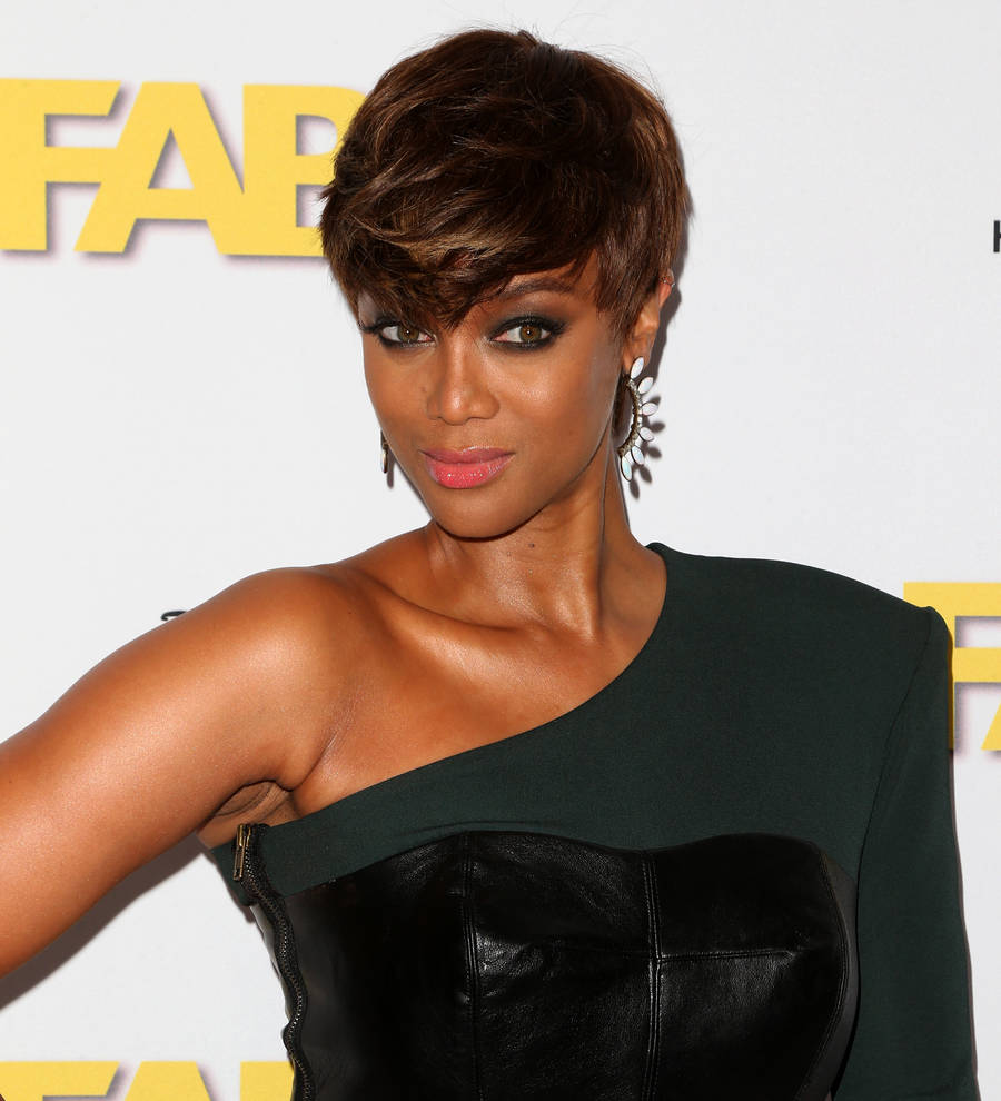 12-Year-Old Shares Why Tyra Banks Is Her Role Model