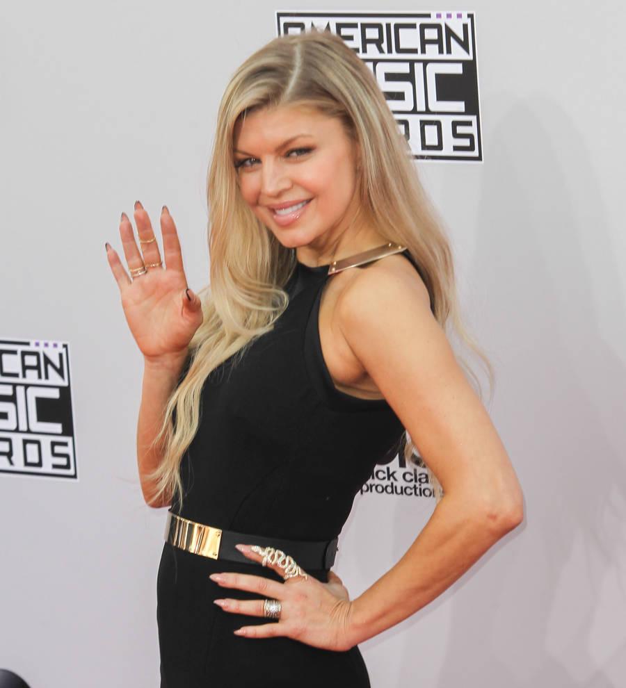 Fergie misses Black Eyed Peas bandmates - YOUNG HOLLYWOOD Fergie Singer