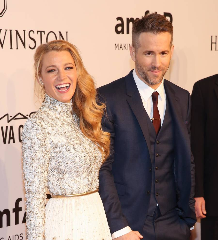 Blake Lively Throws 40th Birthday Party For Husband Ryan