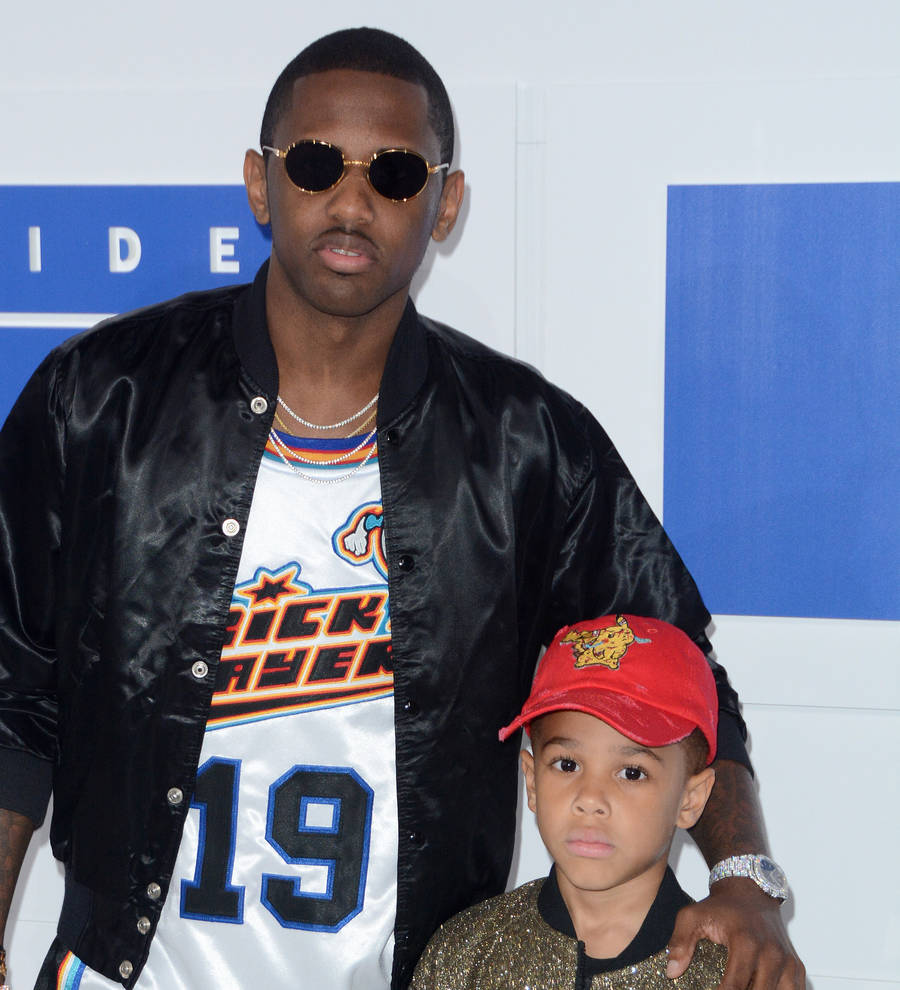Rapper Fabolous buys new smile, lands new snack food