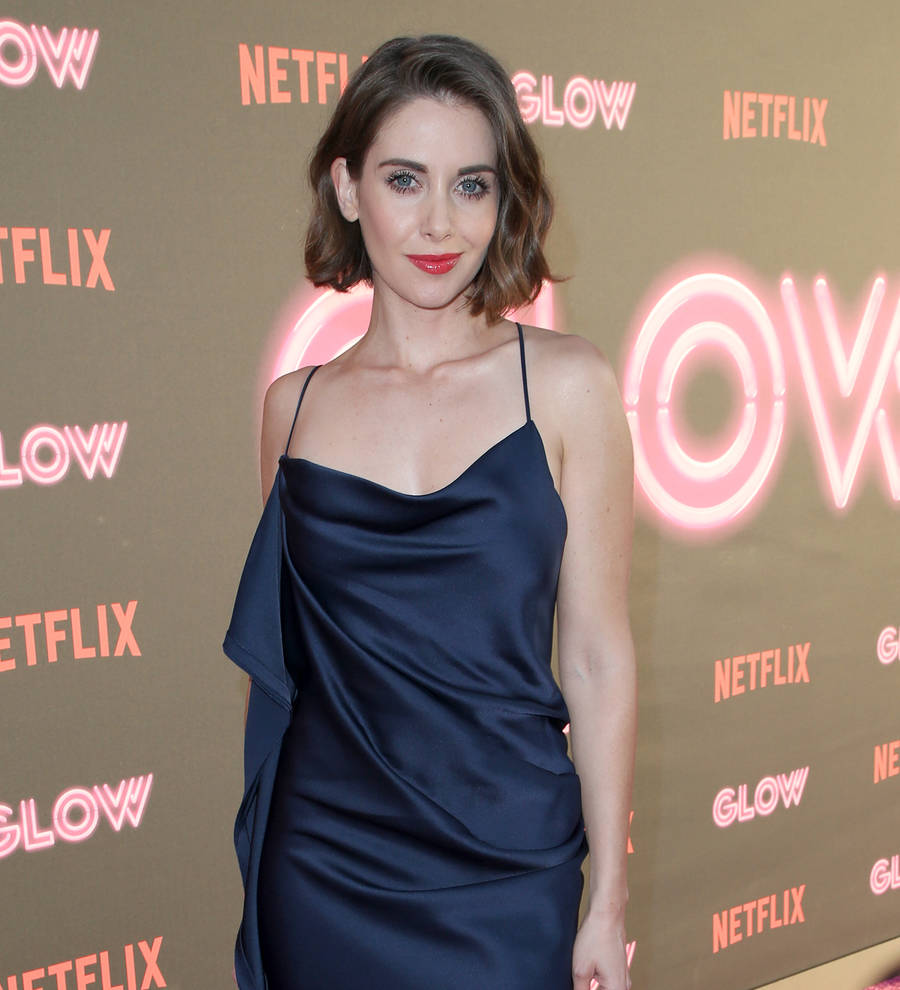 Alison Brie Naked Pics alison brie: 'nudist college phase helped me prepare for