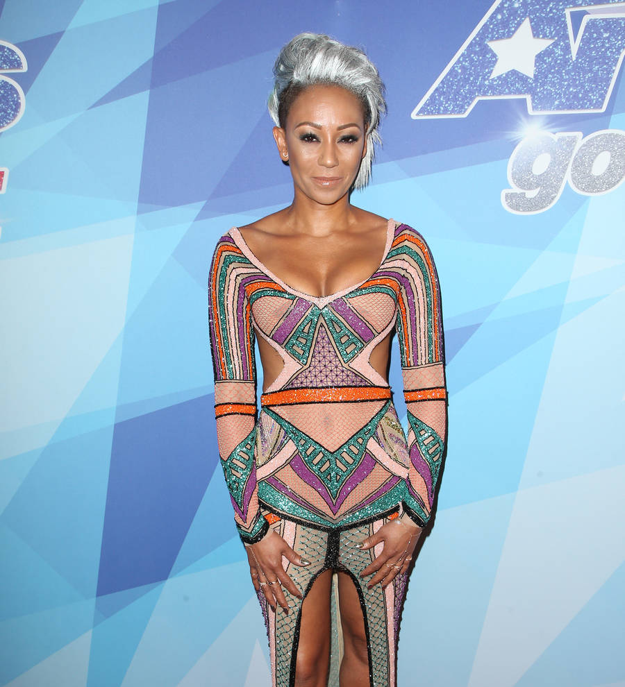 Mel B Storms Off AGT Set After Simon Cowell Makes