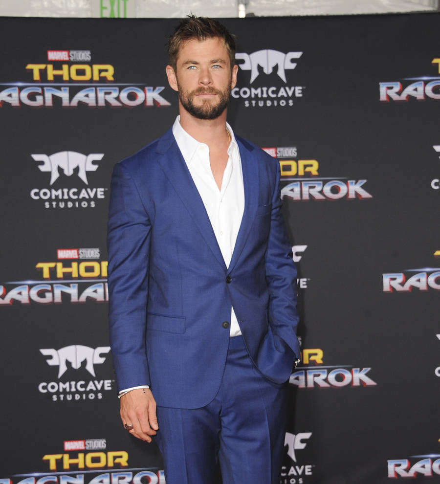 Chris Hemsworth swears by coconut oil