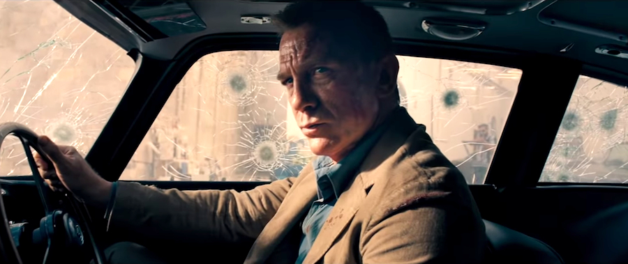 ICYMI: Trailer For The Next James Bond Flick 'No Time To Die' Drops & We Are Both Shaken AND Stirred!