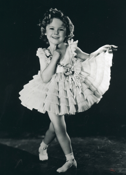 an analysis of shirley temple black hollywoods youngest star Not that temple, who dominated the hollywood box office as a child during the  great  how did temple avoid the conventional path of child stars  as her  second husband, charles black, said about her in 1988, i have  still 6 in early  1935, shirley became the youngest actor to be honored by the.