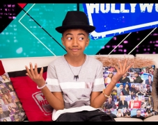 Story Behind Miles Brown's Night With Maddie Ziegler & Millie Bobby Brown