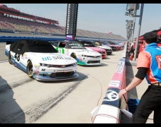 NASCAR Stars' Hidden Talents & First Kisses