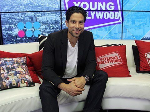 Adam Rodriguez on Immersing Himself Into Penny Dreadful: City of Angels
