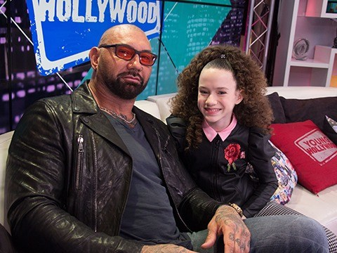 My Spy's Dave Bautista on Swear Jars & Baby Shark