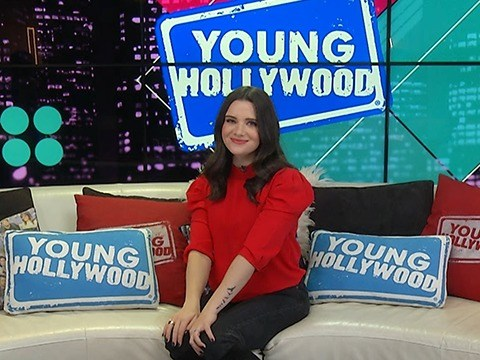 The Bold Type's Katie Stevens on First Kisses and BTS Secrets