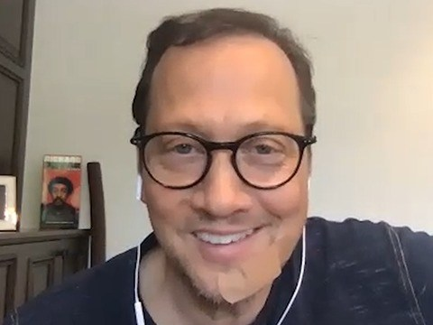 Why Rob Schneider Hates Pizza