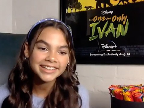 Ariana Greenblatt on How Infinity War Prepared Her For The One and Only Ivan