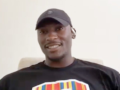 Bismack Biyombo on NBA Bubble and His Favorite Air Jordans