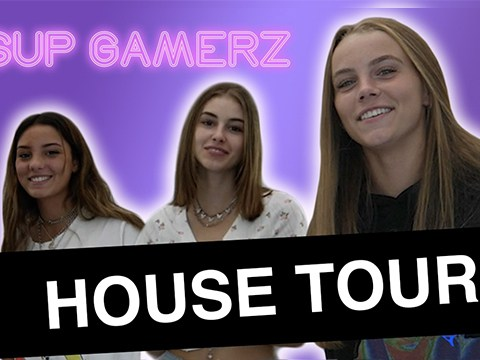 Top Talent House Tour with TikTok Star Anna Shumate & Roommates
