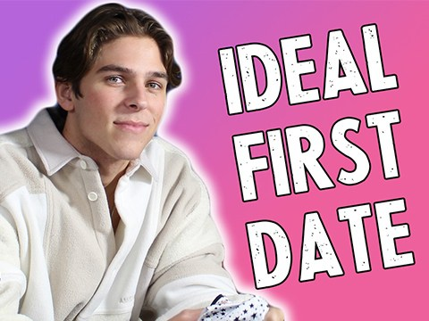Gunnar Gehl Dishes On His Ideal First Date