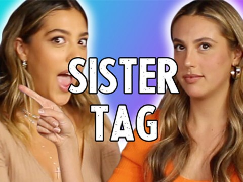 Sistine & Sophia Stallone Dish on Their Ideal Man and Who Is In Their DMs