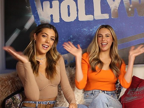 Sistine & Sophia Stallone Talk Thirst Traps, Call Each Other Out, & Give Breakup Advice