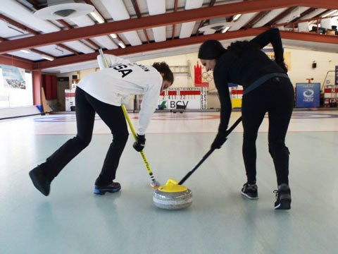 How To Win at Curling From US Winter Olympics Team