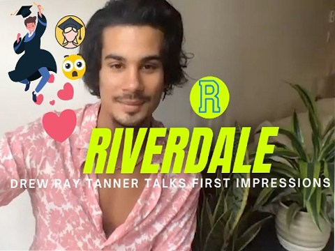 Riverdale's Drew Ray Tanner Spills on Co-Stars & Graduation Episode