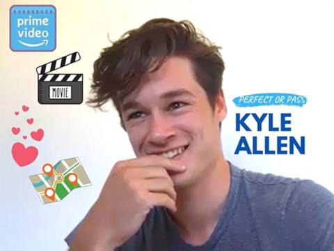 Kyle Allen on Starring In The Map of Tiny Perfect Things and West Side Story