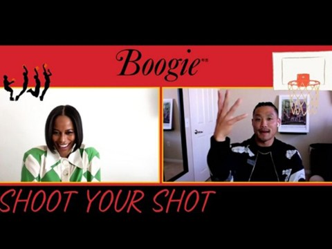 Boogie Stars Shoot Their Shot
