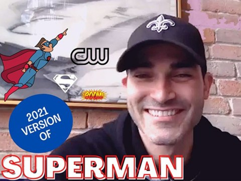 WWSMD: What Would Superman Do? with Tyler Hoechlin