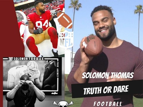 NFL Truth or Dare with Solomon Thomas