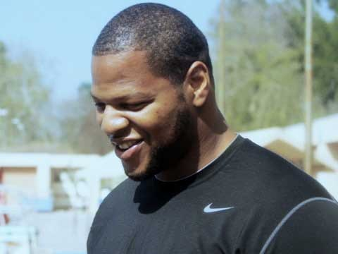 Ndamukong Suh's teammates call 'Celebrity Diving' show a ...