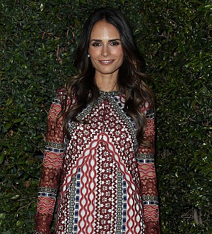 Jordana Brewster: 'My three-year-old has an awful potty mouth'